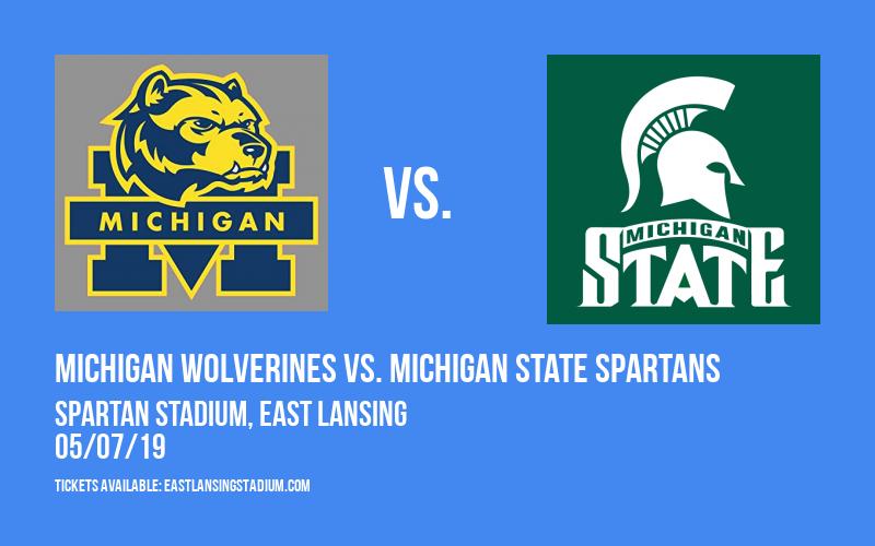 Michigan Wolverines vs. Michigan State Spartans at Spartan Stadium