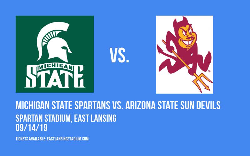 PARKING: Michigan State Spartans vs. Arizona State Sun Devils at Spartan Stadium