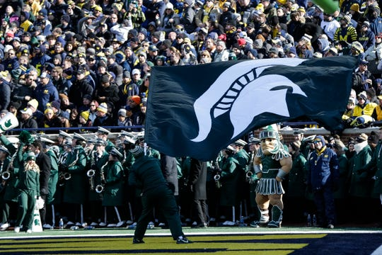 Michigan State Spartans vs. Purdue Boilermakers at Spartan Stadium