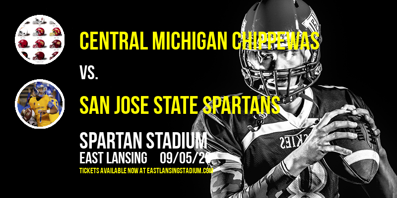 Central Michigan Chippewas vs. San Jose State Spartans at Spartan Stadium