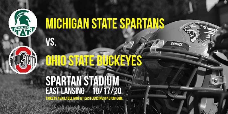 Michigan State Spartans vs. Ohio State Buckeyes at Spartan Stadium