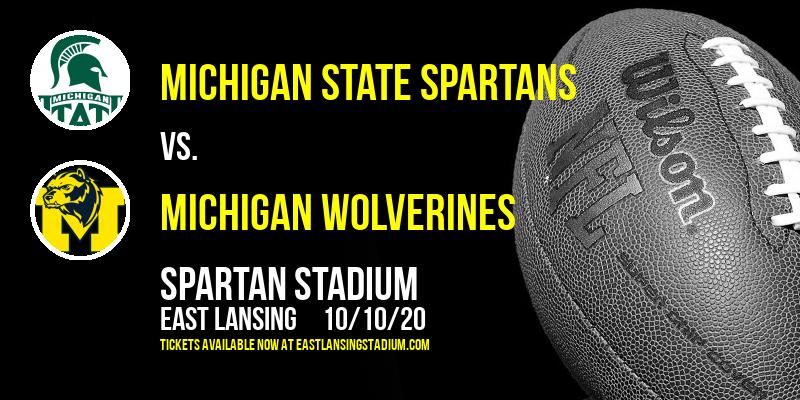 Michigan State Spartans vs. Michigan Wolverines at Spartan Stadium