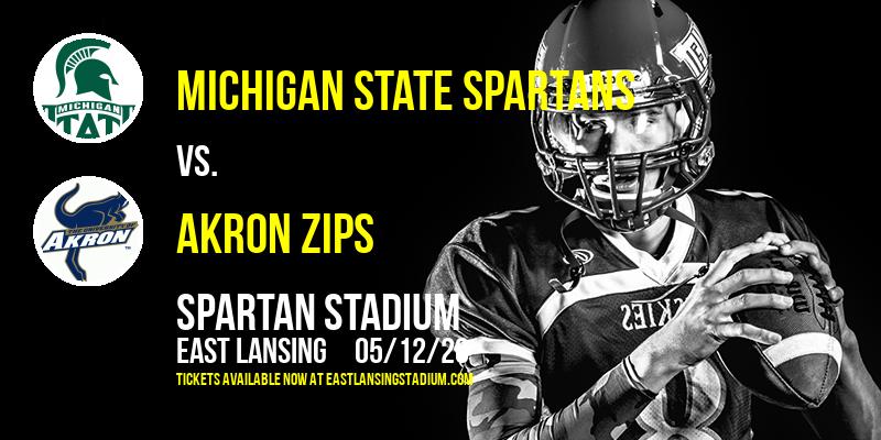 Michigan State Spartans vs. Akron Zips at Spartan Stadium
