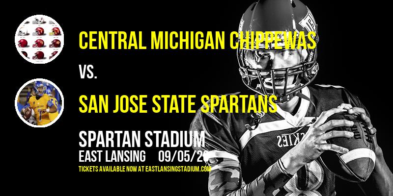 Central Michigan Chippewas vs. San Jose State Spartans at Spartan Stadium