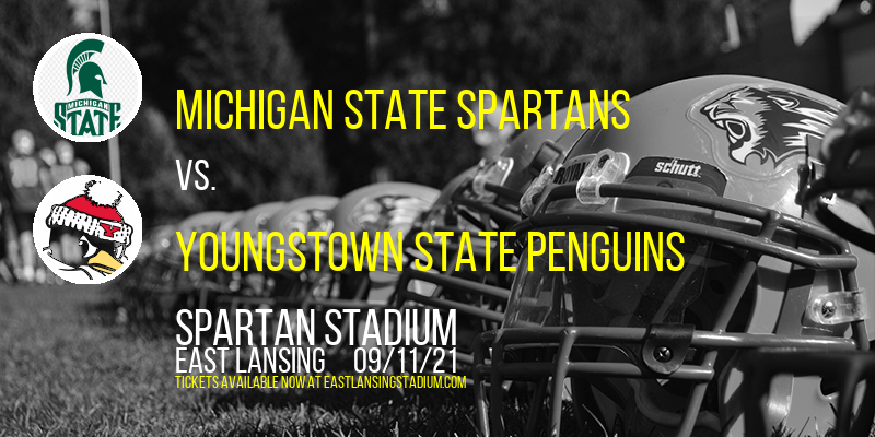 Michigan State Spartans vs. Youngstown State Penguins at Spartan Stadium